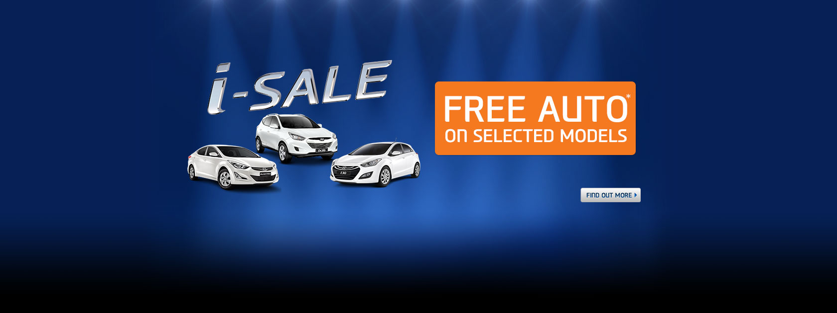 Hyundai Special Offer August 2014
